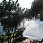 Photo de The Hermitage over the Sea