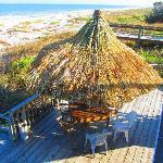 New Tiki huts