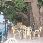 Bank Side of Juba Bridge Hotel