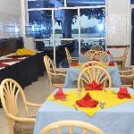 Juba Bridge Hotel: Main Restaurant