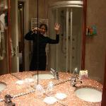 Bathroom. Single Superior Room