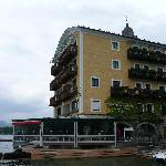 Foto de Romantik Hotel Im Weissen Roessl