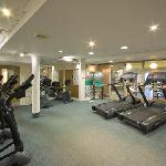 Gymnasium at the Coast & Country St George Hotel