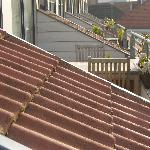 Se relaxer au soleil sur la terrasse