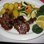 Sanny's Special Pork Chops