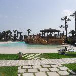 Main Pool & Beach Bar