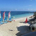 La belle plage du Sadals Mo Bay