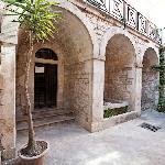 Museo T. Campailla - Prospetto cortile interno