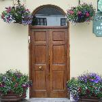 Welcome to O'Driscoll's B&B. Glin Village