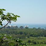 Beautiful view of Jaco