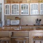 Kitchen unit 116