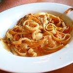 Tasmanian Seafood Linguini