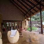 Maliba Mountain Lodge Deck
