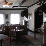 Main floor common guest area