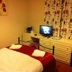 room and digital tv