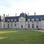 LA Touane - arrière du Château