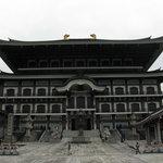 日本一の大仏殿