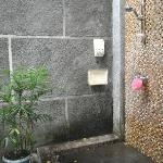 Outdoor Shower - Lembeh