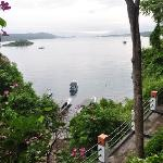 View from our room - Lembeh