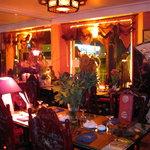 Restaurant l'interior