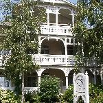Villa Granitz - Balkone