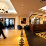 Scenic Hotel Auckland Reception