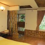 Bamboo room style