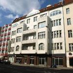 Außenansicht: Gebäude Amaryl City-Hotel (www.hotel-amaryl.de).