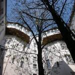 Innenhof: Himmlische Ruhe (www.hotel-amaryl.de)