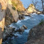 Haut plage Castell
