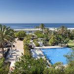 """Piscina-Pool """"La Cascada"""" Hotel Costa Calero"""