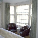Front window - Room 3