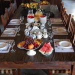 Breakfast Ready !!!