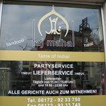 TajMahal Indian hotel @ Bad Homburg