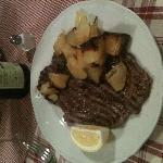 Horse Steak