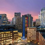 Centrally located in the heart of downtown Boston.  Walking distance to many historic sites, res