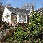 Agatha Cottage, Boscundle Manor, March 2011
