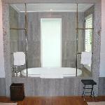 Deluxe suite bathtub