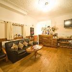 lounge /bar area