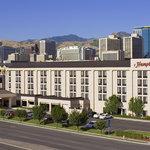Welcome to the Hampton Inn Salt Lake City - Downtown!
