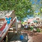 Gladstone Vineyard Wine Garden play area