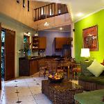 Villa Bamboo Living Room