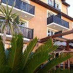 un hôtel à deux pas de la plage de narbonne