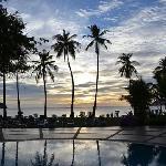 плаж отеля