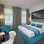 Blue Standard Room
