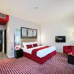 Red Superior Room