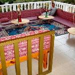 Osmanische Sitzecke