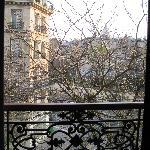 Spring, Pantheon in distance