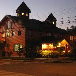 Weisserhaus a noite