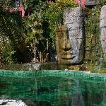 Una de las piscinas climatizadas